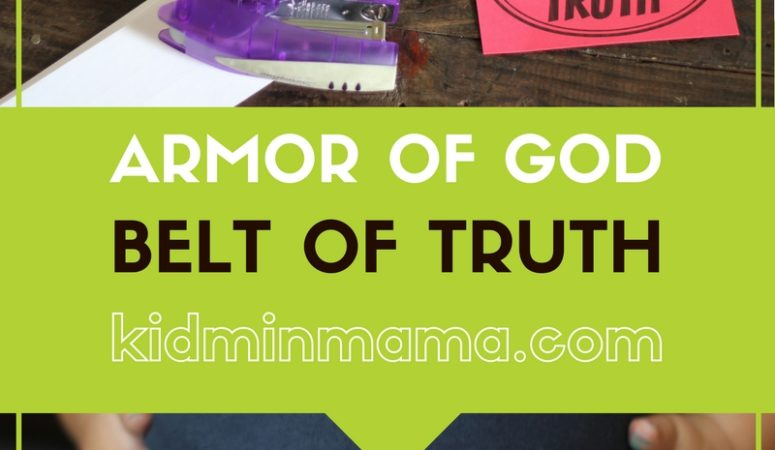 Armor of God: Belt of Truth