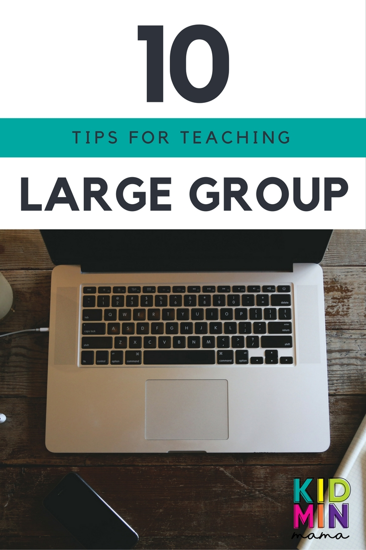 tips-for-teaching-large-group