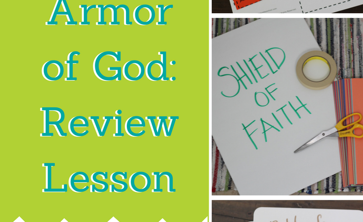 Armor of God: Review Lesson