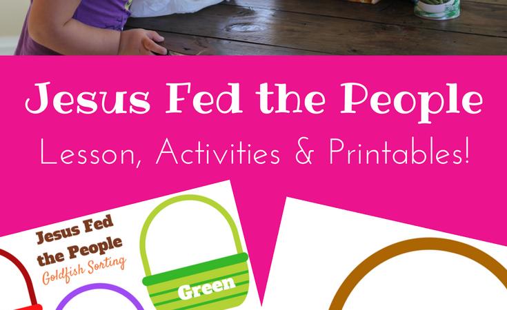 Jesus Fed the People
