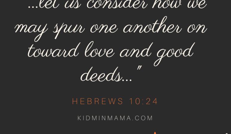 Encouraging Words
