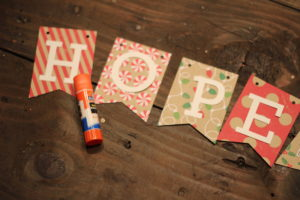 Advent Banner Craft