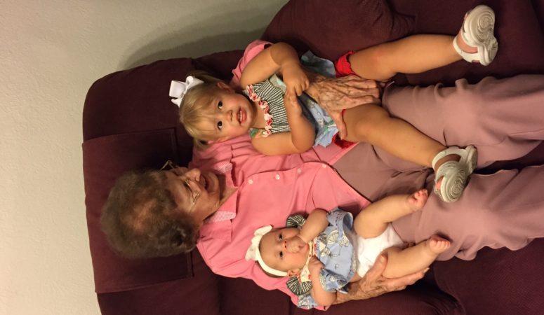 Family Friday: My Sweet Mamaw