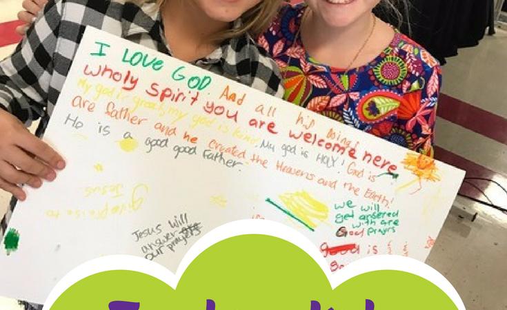 Teaching Kids About Worship