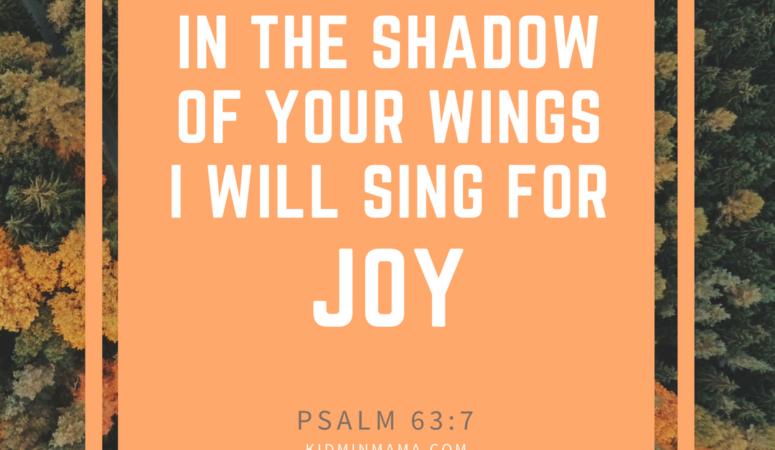 Monday Mama Devotional: Spiritual Thanksgiving