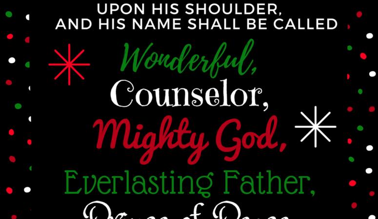 Merry Christmas from KidMin Mama