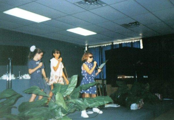 Family Friday: My Children & the Church
