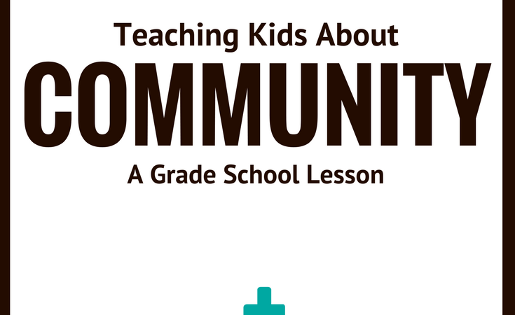 Teaching Kids About Community