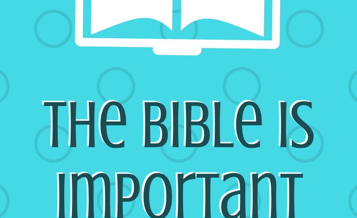 Preschool Lesson: The Bible is Important