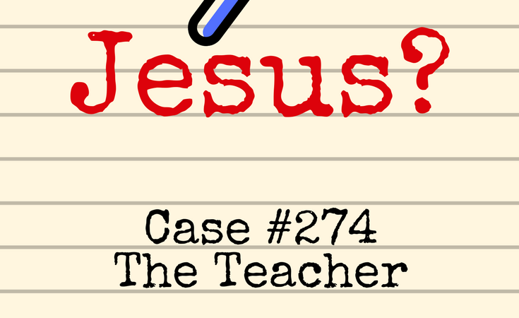 Who is Jesus: Teacher