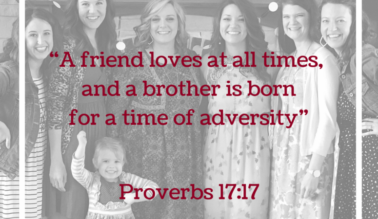 Monday Mama Devotional: The Blessing of Friendship