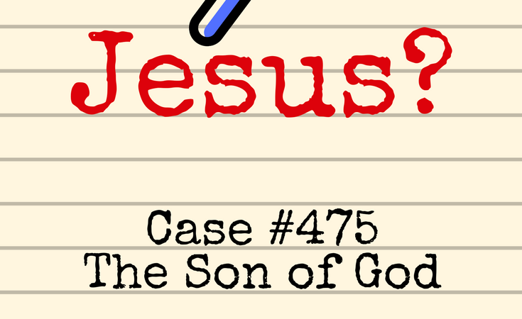 Who is Jesus: Son of God