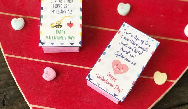 Valentine Verse Cards